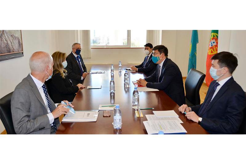 Четвертый раунд политических консультаций между МИД Казахстана и Португалии прошел в Нур-Султане