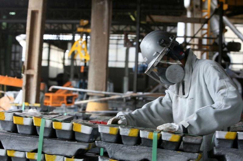 今年前8月哈萨克斯坦工业生产指数为102.4%
