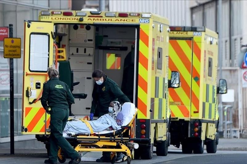 Over 50,000 die of COVID-19 in England in 1st half of 2021