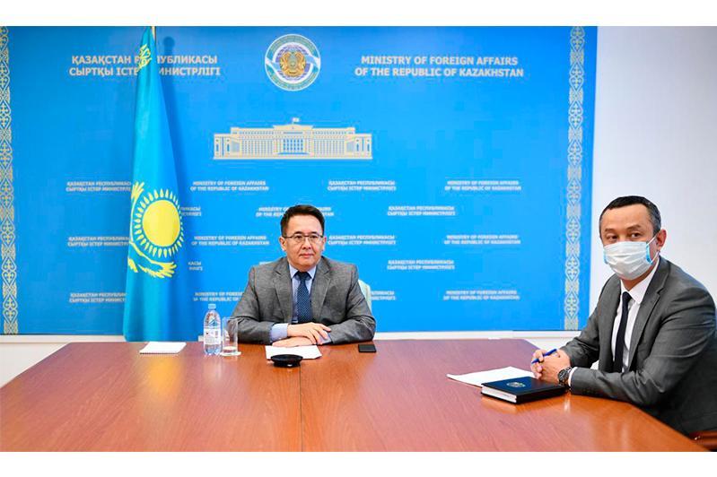 Казахстан принял участие в конференции ООН по гуманитарной ситуации в Афганистане