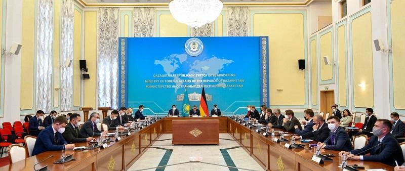 Немецкие компании продолжают активно инвестировать в экономику Казахстана