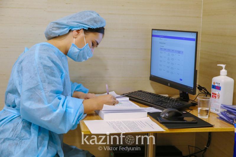 Стойкое снижение заболеваемости COVID-19 в Казахстане отмечает ВОЗ