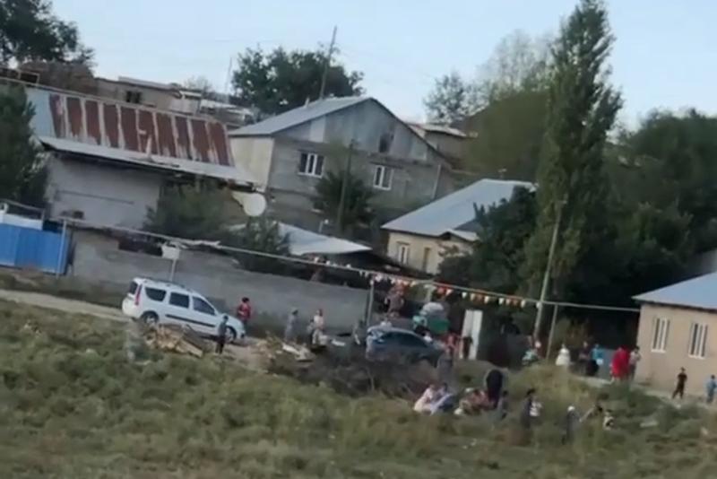 Участников массовой драки наказали в Алматинской области