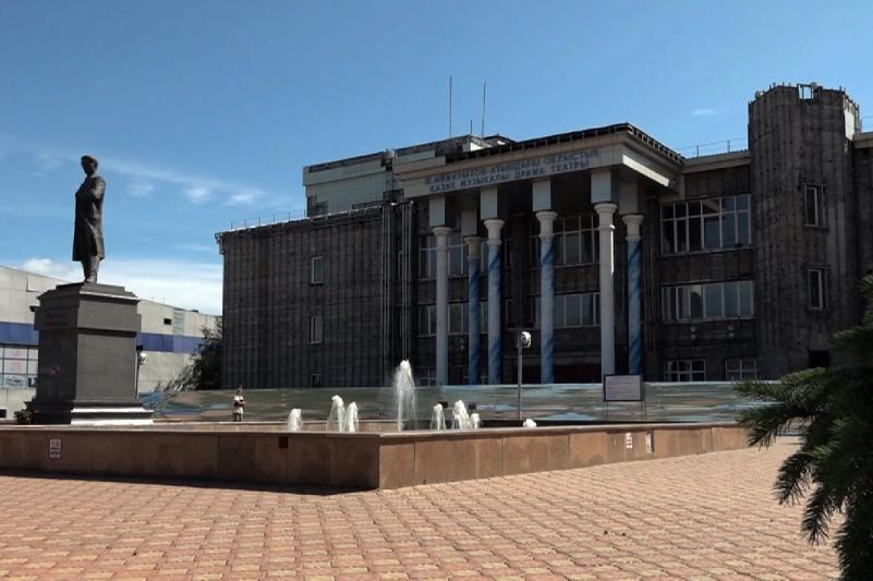 В Павлодарском казахском муздрамтеатре им. Ж. Аймаутова откроется новый сезон