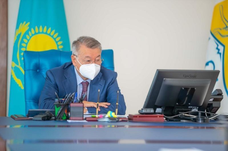 «Өскемен-Алтай» тасжолындағы жөндеу жұмыстары тым баяу - Даниал Ахметов