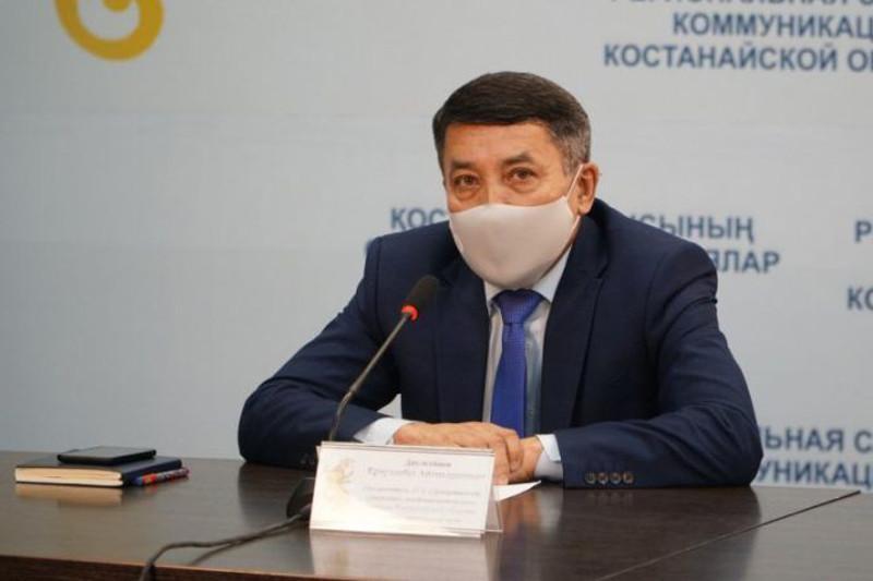 Главный санврач Костанайской области обратился к жителям
