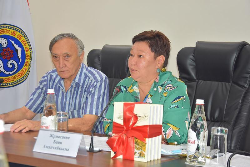 Алматыдағы тарихи нысандардың жобалауға қатысты  кітап жарық көрді