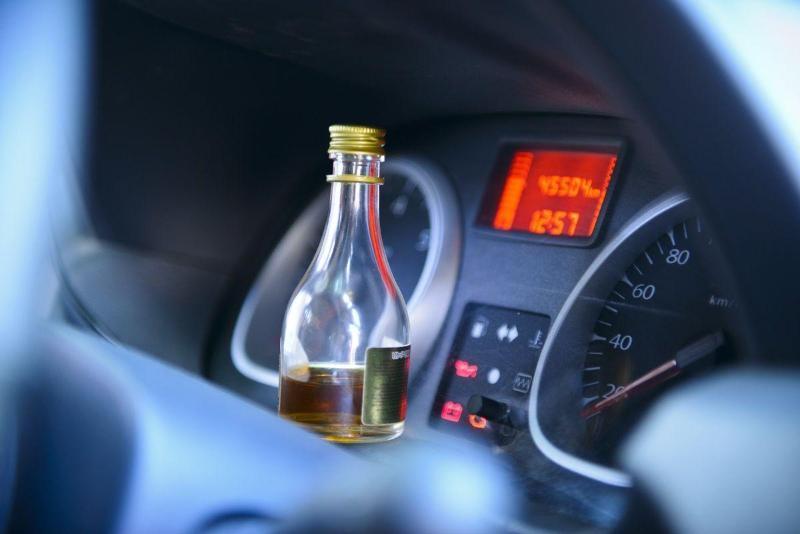 16 аварий произошло по вине нетрезвых водителей в СКО
