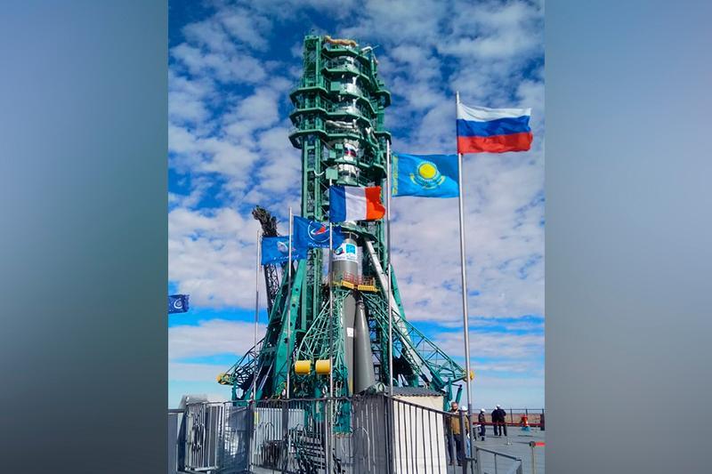 Ночной запускcБайконура спутниковOneWebпокажут в прямом эфире