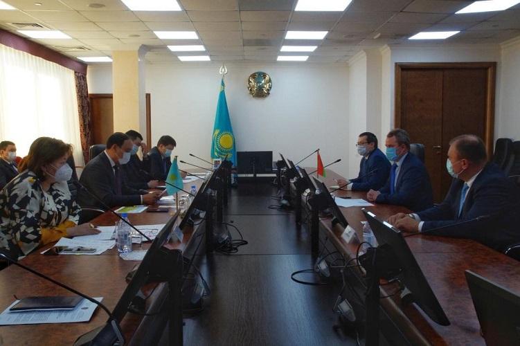 Товарооборот сельхозпродукции между Казахстаном и Беларусью составил $125,9 млн