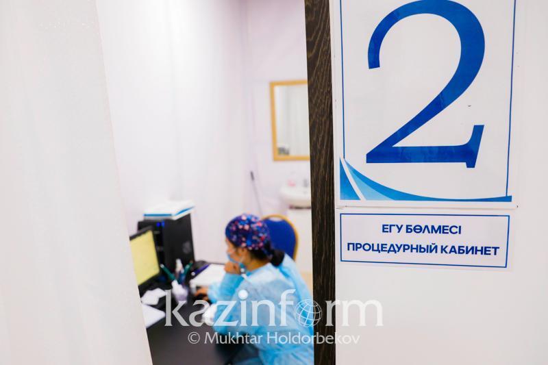 Обновлены данные о вакцинации казахстанцев против COVID-19