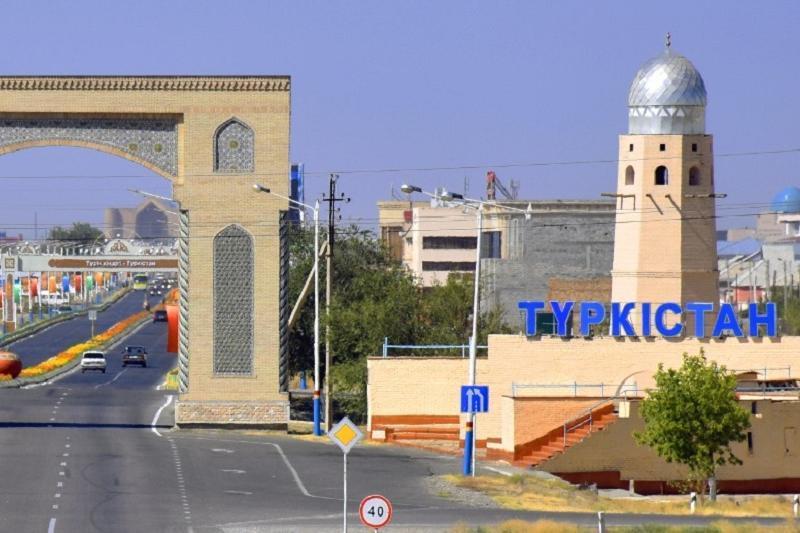 Turkestan region is the only one in the low COVID-19 risk 'green zone'