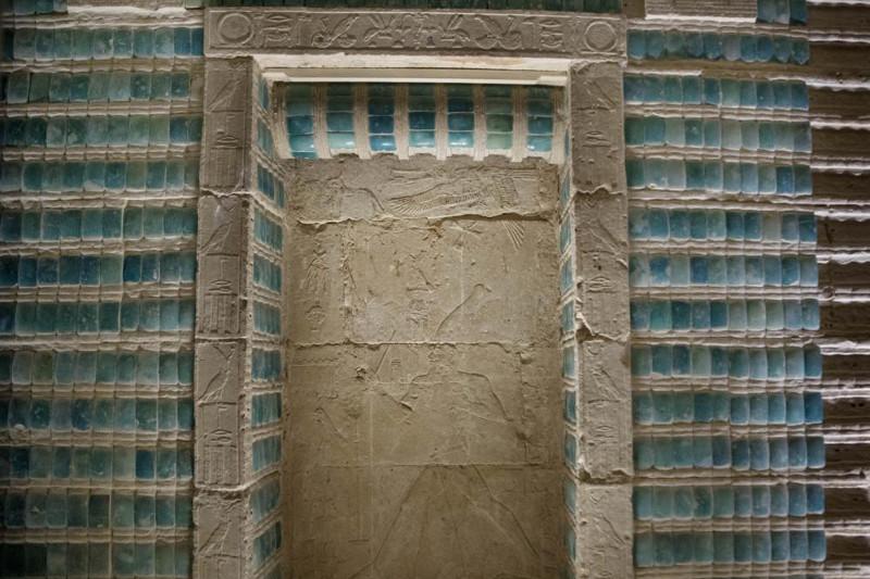Древнюю гробницу фараона Джосера открыли в Египте после реставрации