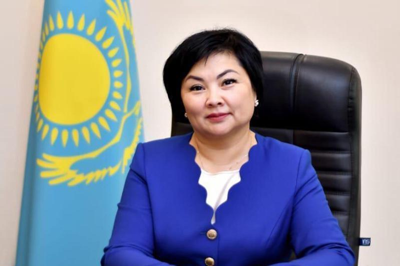 Kazakhstan names 1stVice Minister of Education and Science