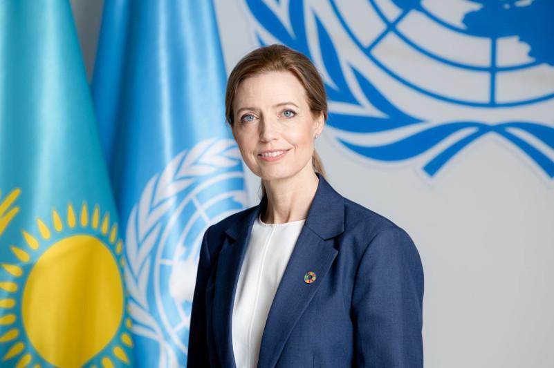 Глава ООН в Казахстане посещает Мангистаускую область с рабочим визитом