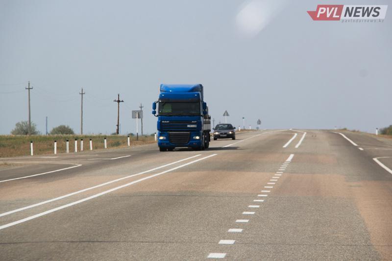 Платный проезд для иностранцев введут на двух трассах Павлодарской области