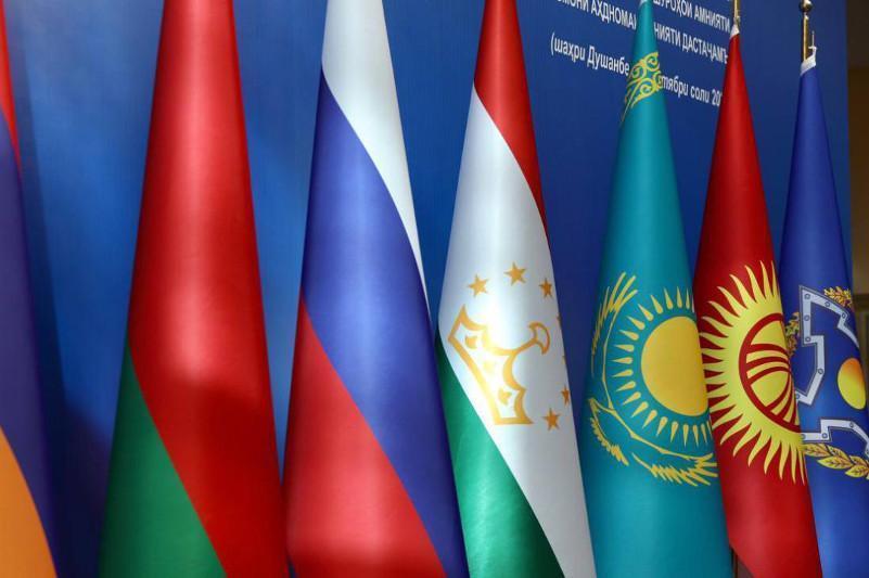 集安组织会议在杜尚别讨论区域安全问题