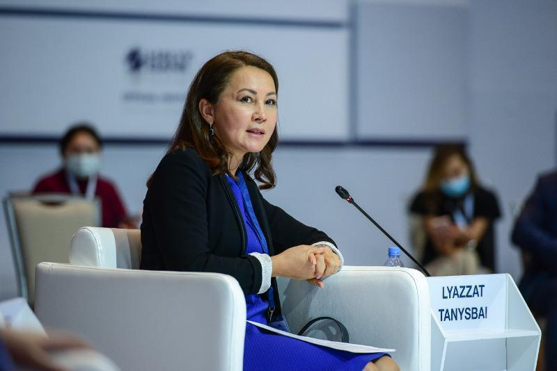 Launch of Turkic-speaking online platform of TV projects discussed at Eurasian Media Forum