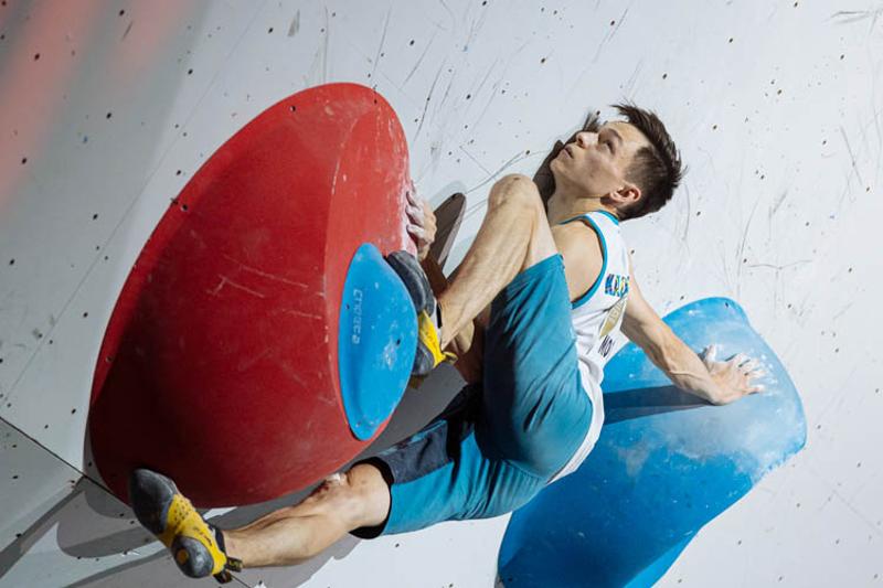 Казахстанцы примут участие в чемпионате мира по скалолазанию в Москве