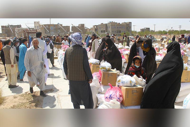 Логистический центр для оказания помощи Афганистану создали в Узбекистане