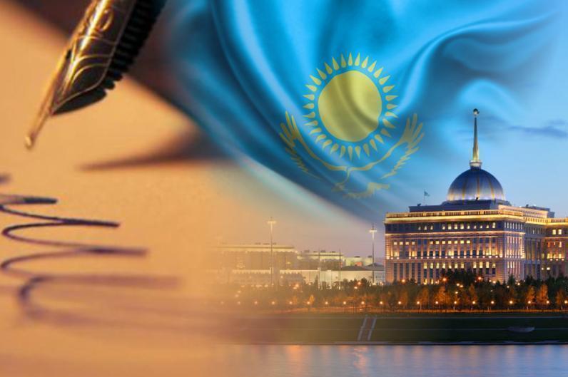 托卡耶夫总统签署关于欧亚经济联盟协议议定书
