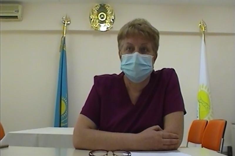 Инфекционист из Алматы призвала горожан мобилизовать силы в борьбе с коронавирусом