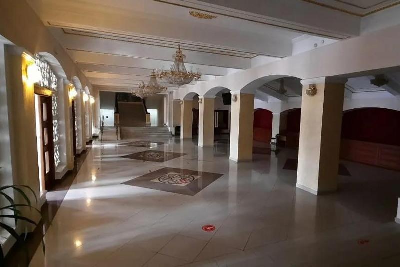 Завершён ремонт карагандинского Дворца культуры горняков