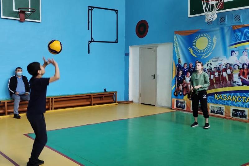Школьная олимпиада по физкультуре стартовала в Павлодарской области