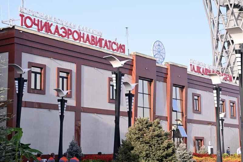 President Tokayev arrives in Dushanbe