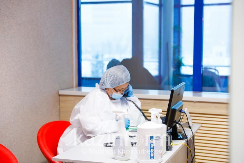 Об эпидемиологической ситуации в регионе рассказали в Атырау