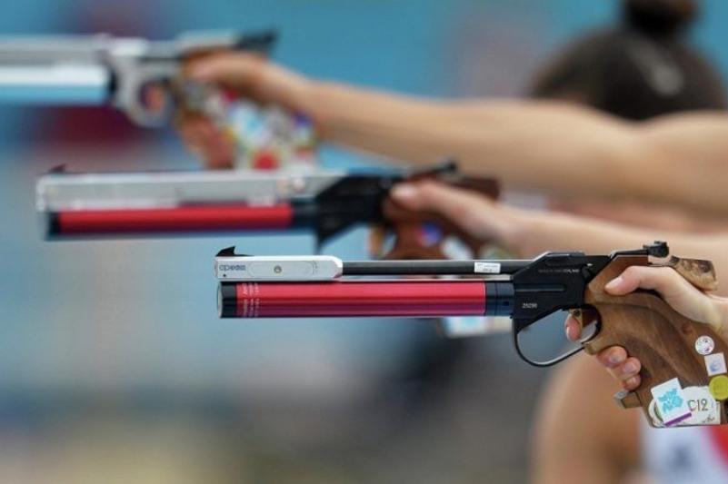 Команда Казахстана по пулевой стрельбе завоевала серебряную медаль на чемпионате Азии
