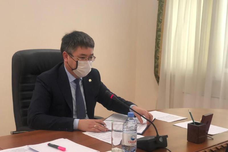Еңбекмині мен Қазақстанның Еуропалық бизнес қауымдастығы Ынтымақтастық туралы меморандумға қол қойды
