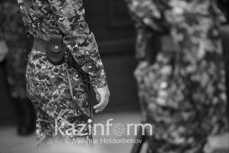 Almaty oblysynda áskerı oqý-jattyǵý kezinde ofıtser qaza boldy
