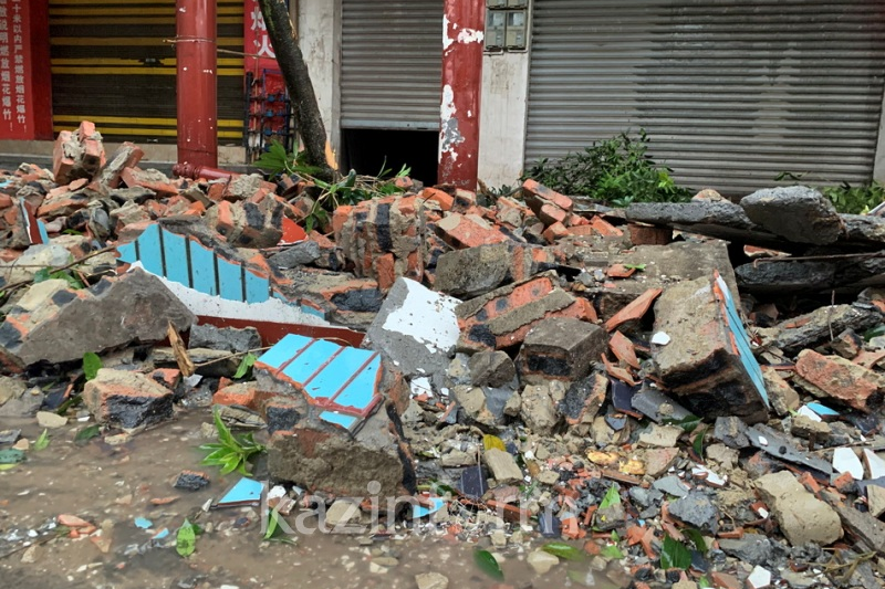 3 dead, 60 injured in 6.0-magnitude Sichuan earthquake