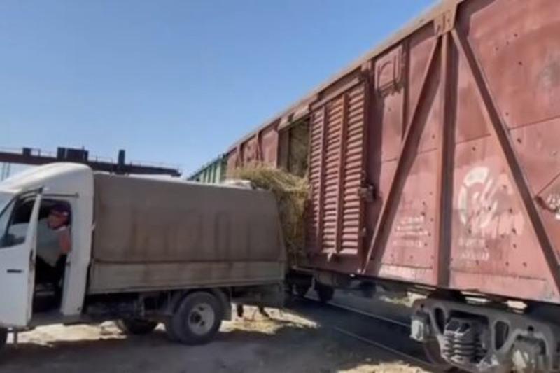 Mańǵystaý oblysyna400-den astam vagon shóp jetkizildi