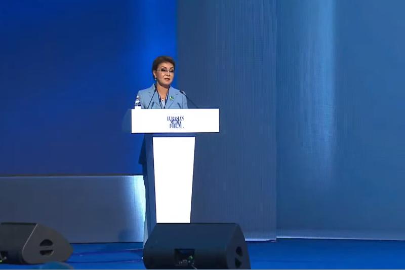 纳扎尔巴耶娃:哈萨克斯坦一直被公认为负责地区和平与安全的国家