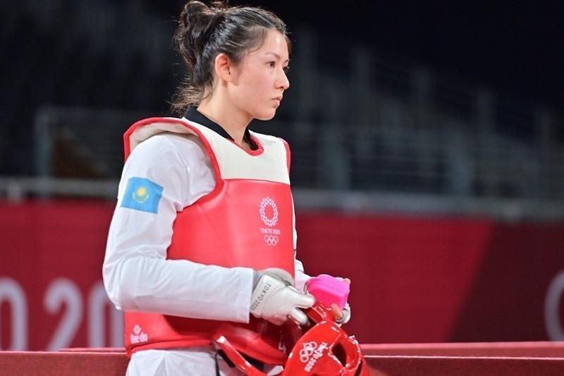 欧洲跆拳道总统杯:哈萨克斯坦选手摘得金牌