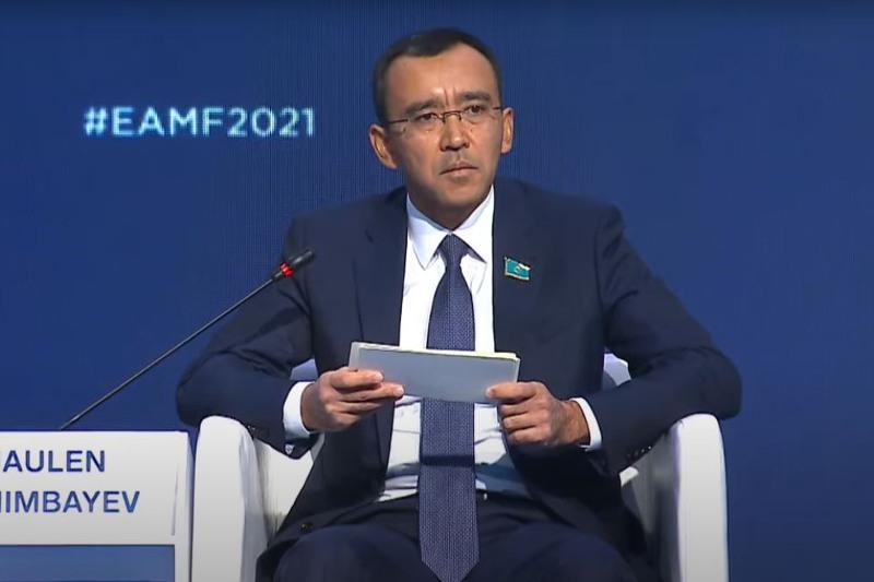 Несмотря на все сложности, мы сохраняем социальную и экономическую устойчивость - Маулен Ашимбаев
