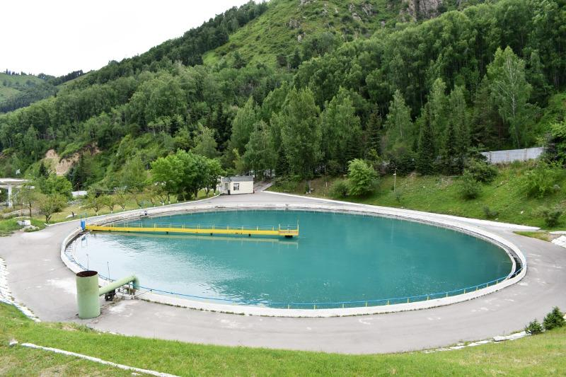 Что известно о качестве воды в Алматы