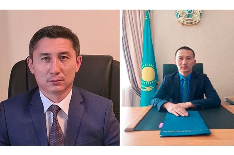Руководителей двух управлений назначили в СКО