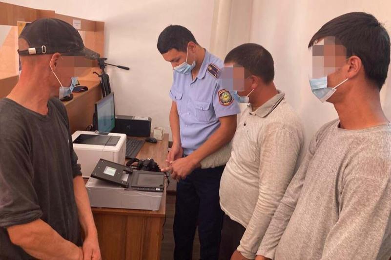 18 иностранцев нарушили миграционное законодательство в Туркестанской области