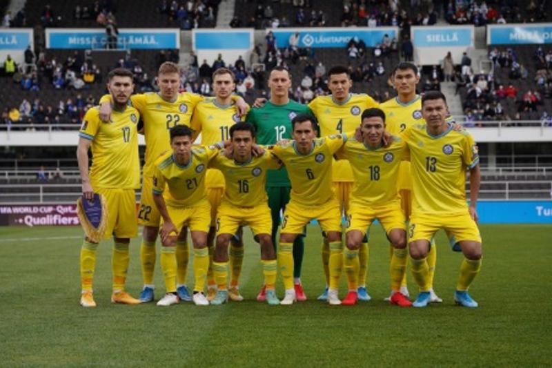 Қазақстан құрамасы ФИФА рейтингінде жағдайын жақсартты
