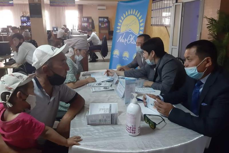 Десять семей из Арыси готовы переехать в Павлодарскую область