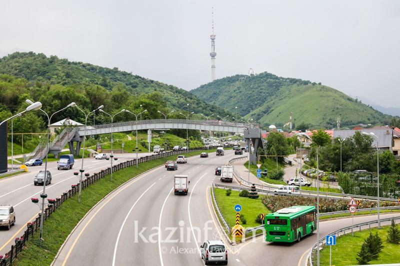 Что больше всего влияет на экологию Алматы
