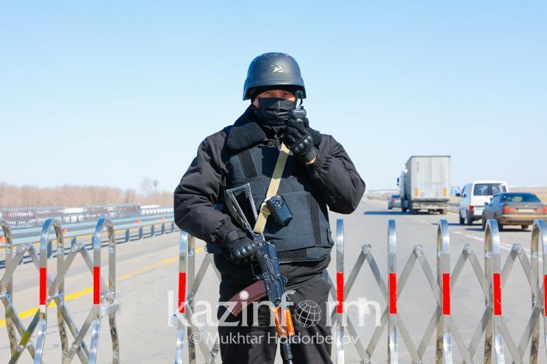 Елорда полициясы қаладан шығатын жолдарға блокпостар неге қойылғанын түсіндірді