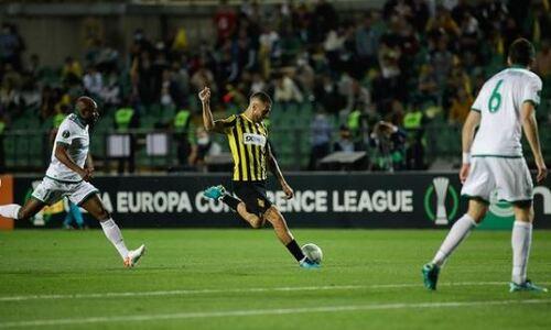 ФК «Кайрат» сыграл вничью с «Омонией» в матче Лиги конференций