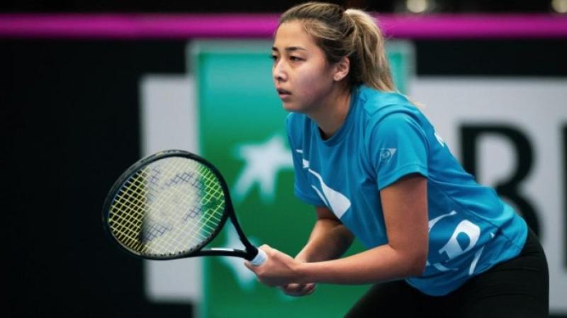 Зарина Дияс не смогла пробиться в четвертьфинал турнира WTA в Люксембурге