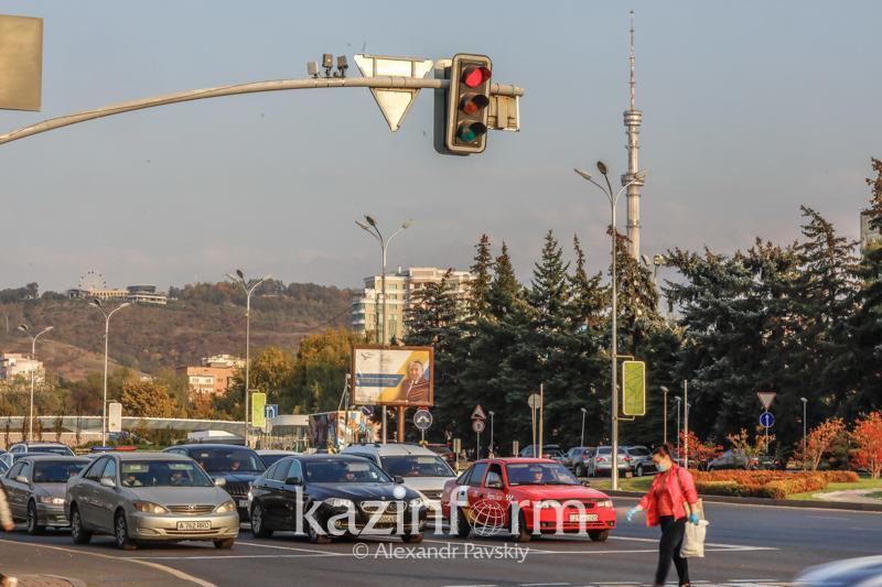Скорость ветра снизилась более чем в три раза в Алматы – Минэкологии