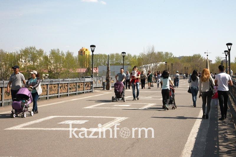 Теплая погода ожидается в большинстве областей Казахстана 17 сентября