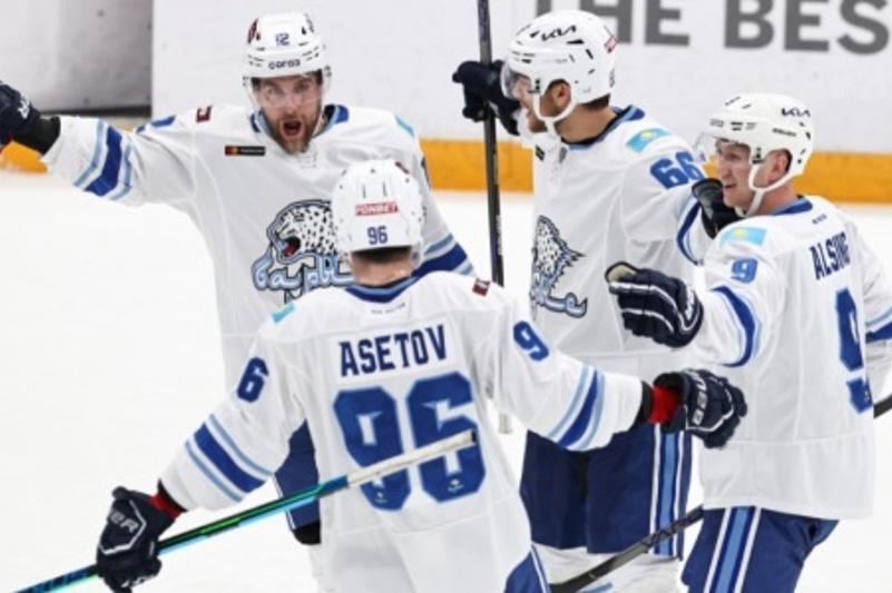 Құрлықтық хоккей лигасы: «Барыс» латвиялық «Динамодан» жеңіліп қалды
